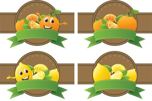 خرید انواع لیبل میوه درجه یک